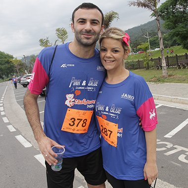 Corrida e Caminhada Pink and Blue Mafessoni