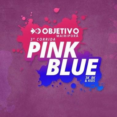 Corrida e Caminhada Pink & Blue 2019